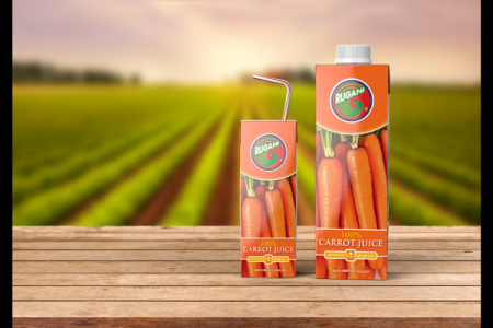Greenway Farms selects IPI's SuperSlim carton pack for its Rugani carrot juice