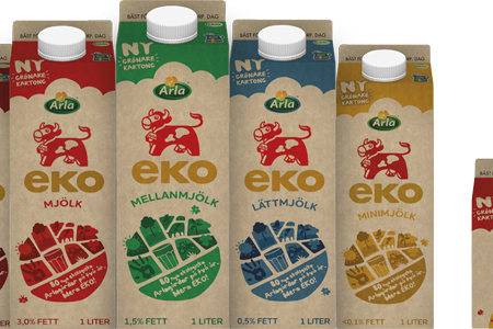 Cartons launched with new paperboard Natura Life