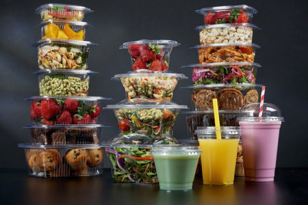 Celebration Packaging launches 100% recyclable rPET foodservice packaging