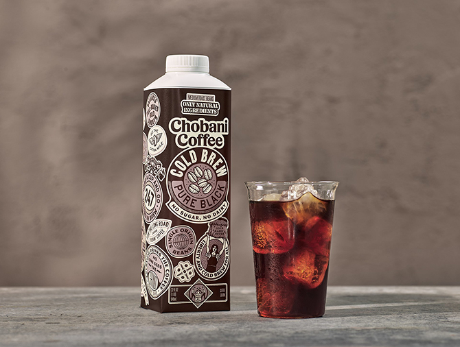 Chobani launches RTD cold brew coffees