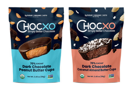 ChocXO launches new Butter Cups offerings