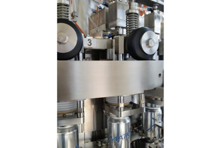 UK drinks manufacturer invests in new canning facility