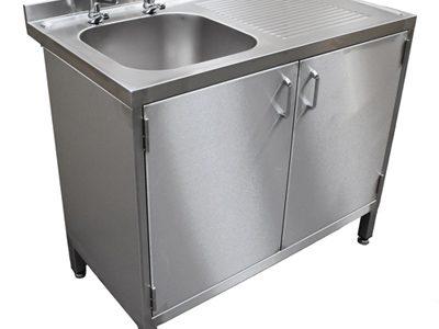 Teknomek announces hygienic sink range