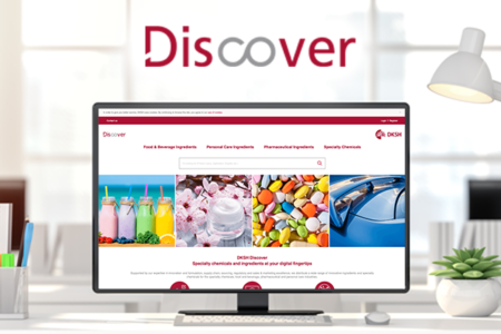DKSH unveils new customer portal for sourcing speciality ingredients