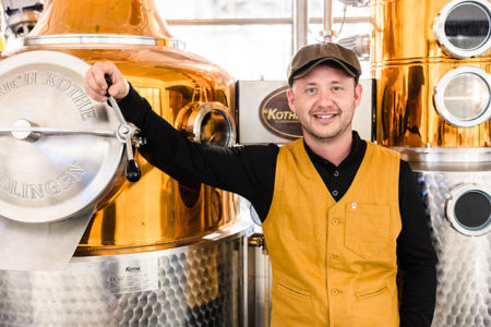 Cygnet Distillery moves production to Hensol Castle Distillery