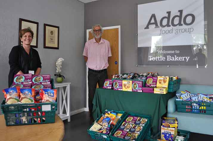 Addo Food Group supports homeless charity in Nottingham with virtual trek
