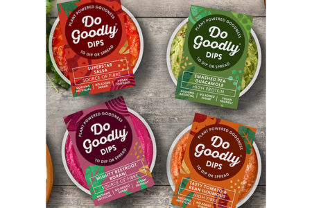 Do Goodly Dips launches feel-good plant-based dips across UK