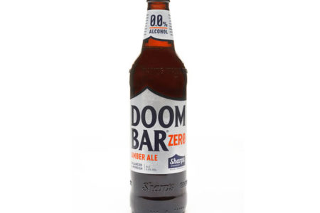 Sharp's unveils alcohol-free beer with Doom Bar Zero