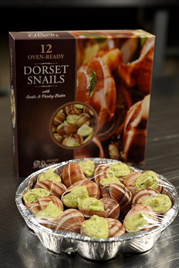 UK snail sales flourish amid lockdown