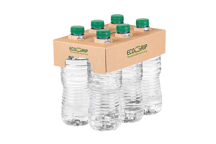 VPK Group launches ECOGRIP for sustainable multi-packing of bottles
