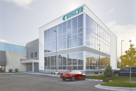Bühler opens new Food Application Center