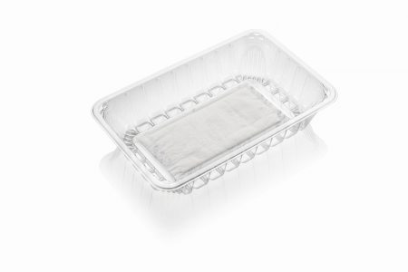 New absorber for meat and fish trays