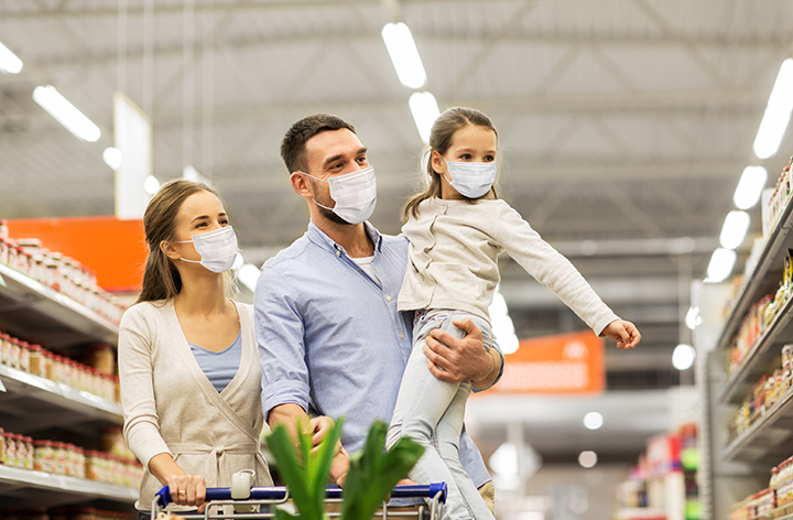 Food retailers win trust through Covid-19 pandemic
