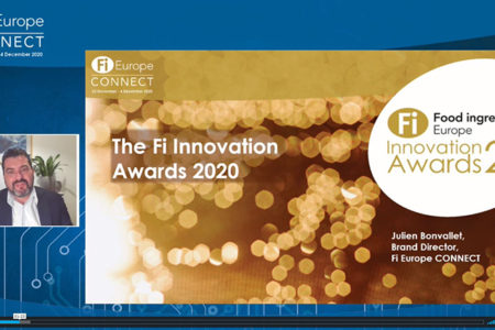 Plant-based innovation takes centre stage at Fi Europe Connect's 2020 Innovation Awards