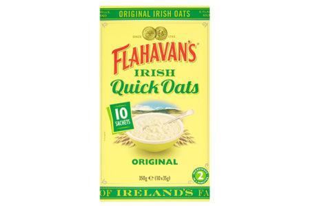 Flahavan's extends popular oats range with new convenience sachets
