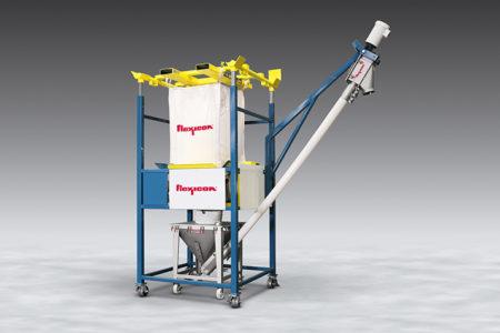 Flexicon develops new bulk bag discharger