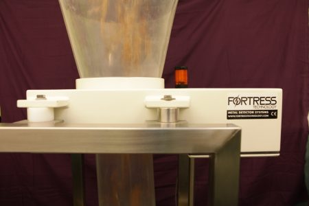 Fortress tackles metal detector testing times