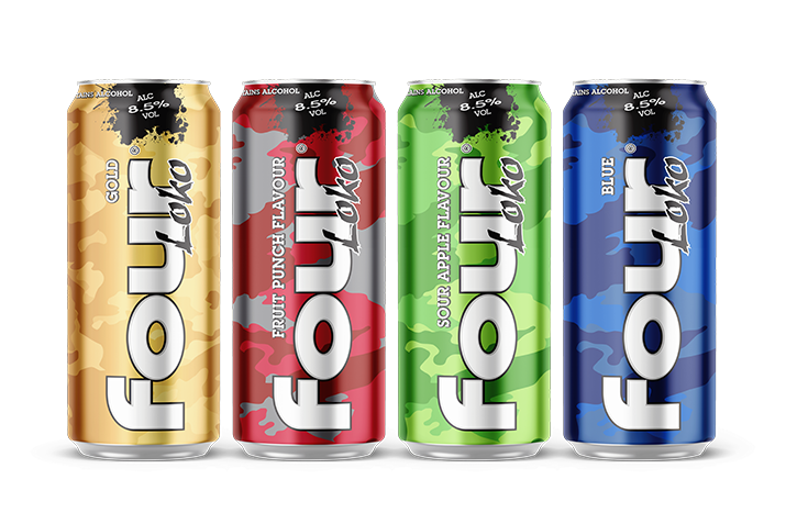 Four Loko launches in UK