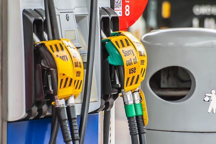 Fuel mania
