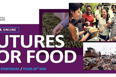 Portsmouth University announces virtual Futures for Food symposium