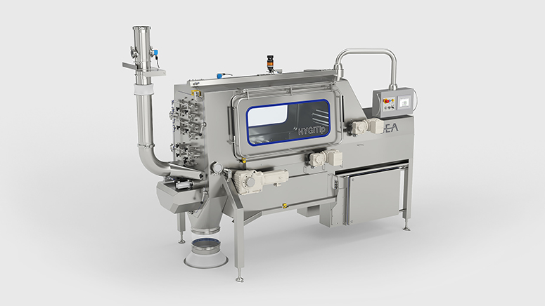 GEA launches new automatic bag emptying system