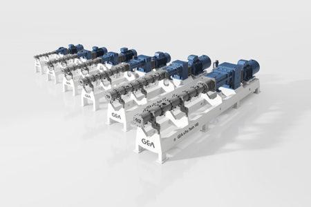 GEA develops new xTru Twin 140 extruder