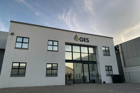 GES completes active ingredients lab in Cape Town