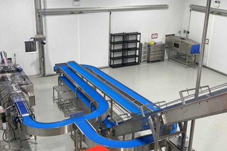Gosh! calls on Kemtile for new hygienic flooring at second manufacturing site