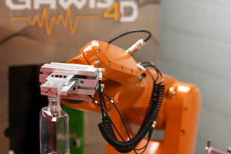 Agr International introduces Gawis 4D measurement system with robotic handling