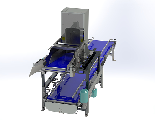 Compac develops new Gentle Box Filler+