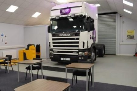 Gist tackles driver shortage with in-house HGV training & testing centre