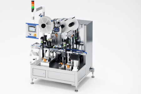HERMA US introduces new high-precision top labeller
