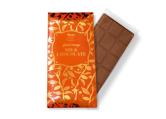 Hames Chocolates announces new Bronze Bar Range
