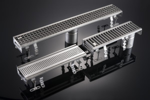 New Harmer Modular 120 Stainless Steel Channels