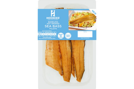 Young's Seafood launches first hot smoked sea bass product to UK market