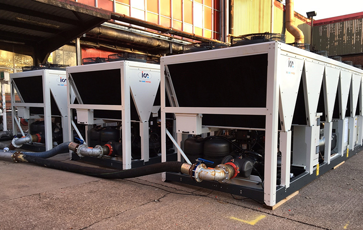 ICS Cool Energy keeps leading UK brewery operations cool