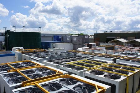 ICS Cool Energy expands Southampton HQ depot