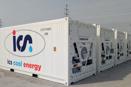 ICS Cool Energy expands cold store hire solutions