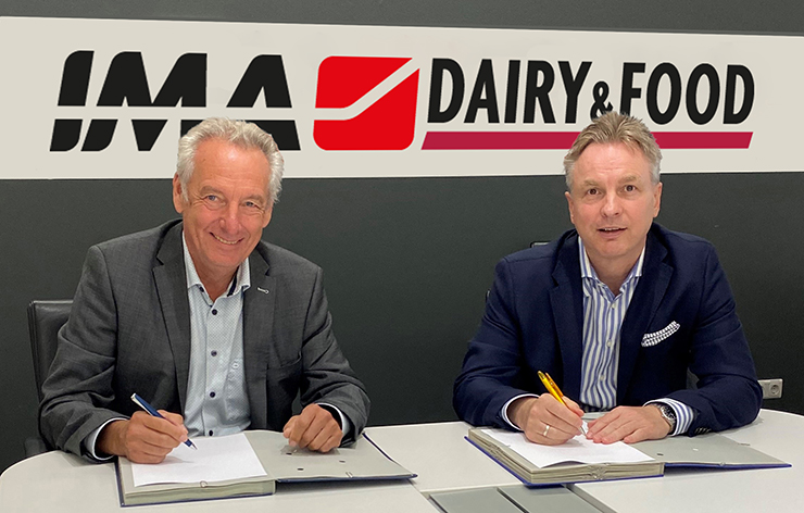 IMA Dairy & Food acquires majority stake in CDE-Packaging