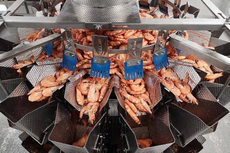 Ishida provides complete packing line solution for langoustines