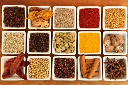 New herbs and spices guidance