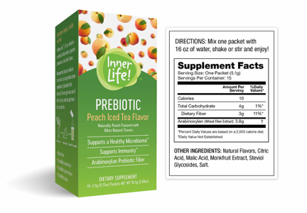 Inner Life! launches prebiotic drink mix from upcycled wheat stalks