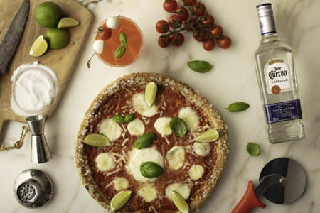 Jose Cuervo creates Margarita Margherita pizza