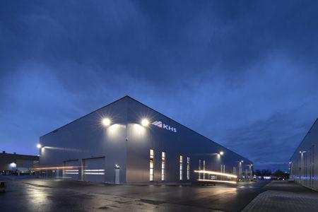 KHS invests €20 million in modernising Dortmund site