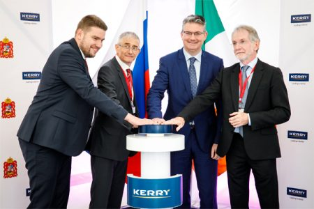 Kerry opens door on first plant in Russia