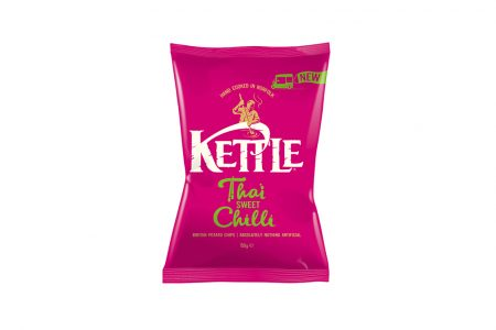 Kettle Chips announces Thai Sweet Chilli flavour