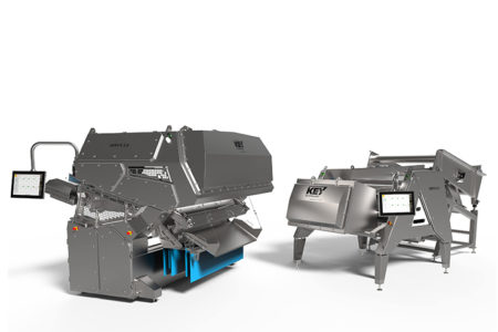 Key Technology introduces new digital sorters at Pack Expo