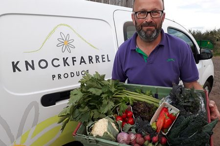 UK veg box sales soar