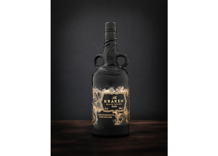 The Kraken launches limited edition bottle, donates to marine conservation charity