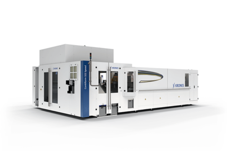 Krones celebrates blow-moulding technology with 100th machine sold